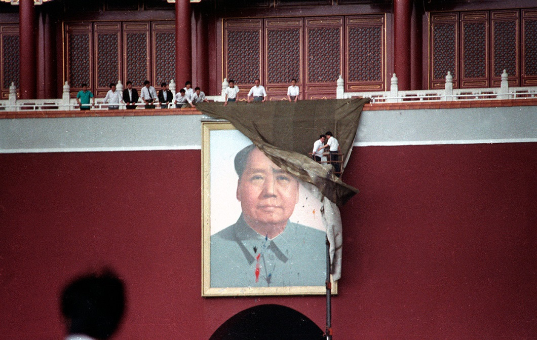 Tiananmen Square 10 Расстрел демонстрантов на площади Тяньаньмэнь 25 лет назад
