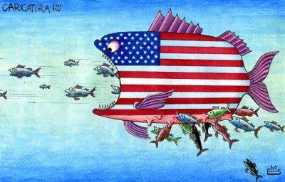 """Стратегия национальной безопасности США: """"Мы больше не гегемон и мы будем с этим бороться"""""""