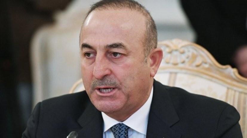 Глава МИД Турции выразил соболезнования в связи с крушением российского вертолёта Ми-8