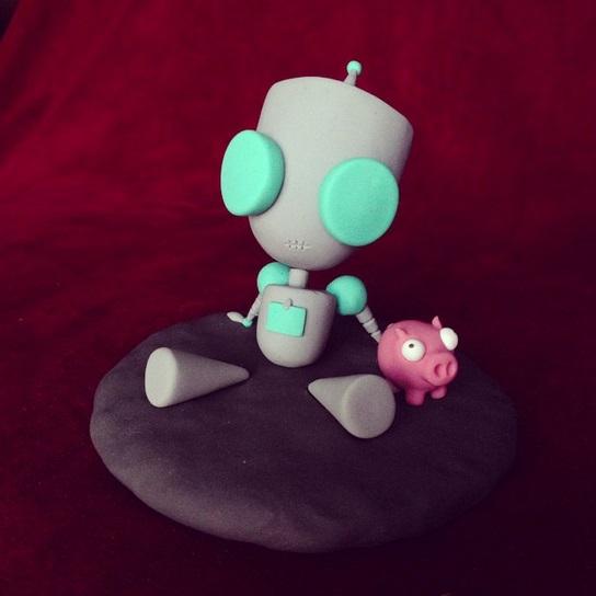 Очаровательные миниатюрные существа Мэки МакКенни Мэки МакКенни, миниатюра, существа