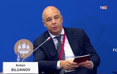 Силуанов пообещал не менять налоги в течение шести лет