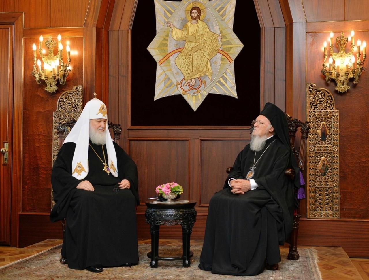 Константинополь не отступит в вопросе автокефалии на Украине