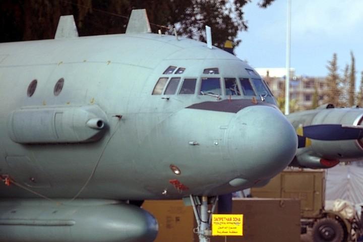Минобороны РФ опровергло версию крушения Ил-20 в Сирии из-за несрабатывания системы «свой-чужой»