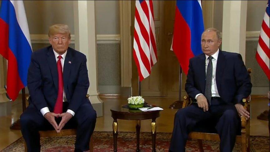 Встреча Трампа и Путина: кто…