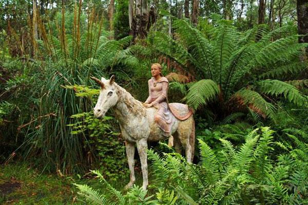 Сказочный сад Бруно Торфса