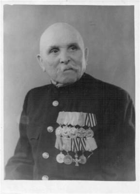 Георгиевский кавалер Пухов Афанасий Кузьмич