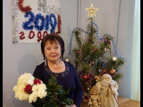 Наталия Витренко поздравляет с Новым годом и Рождеством Христовым!