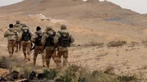Победители ИГИЛ: ЧВК Вагнера…
