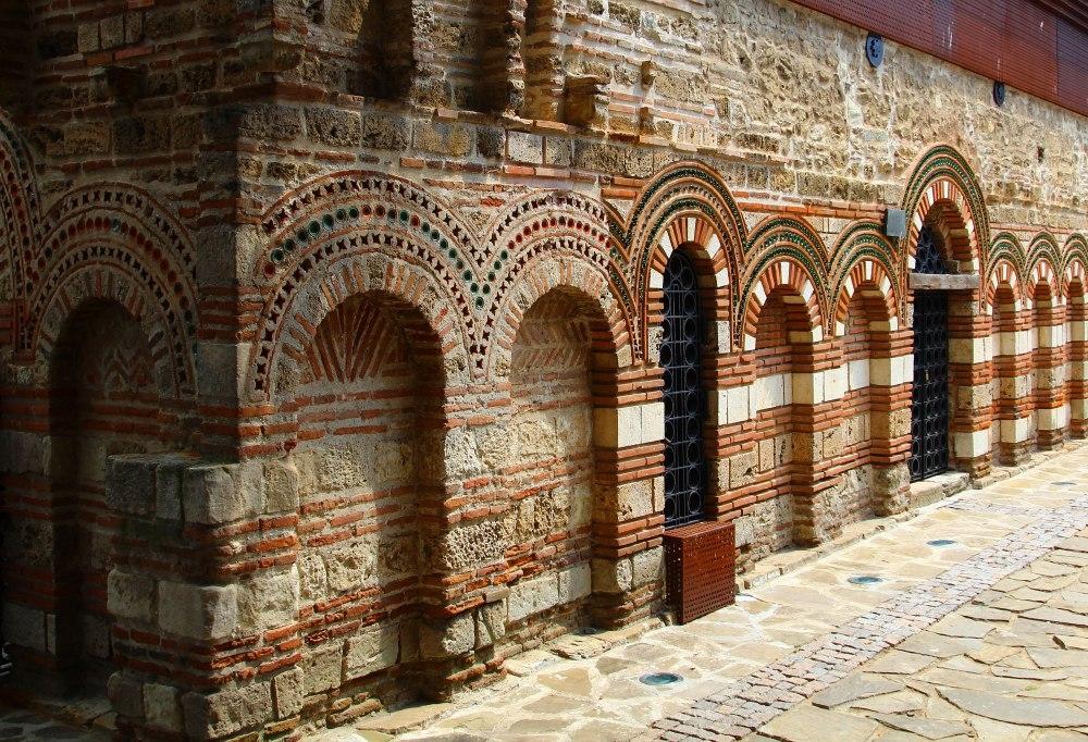 Один из самых красивых городов Болгарии - Несебыр