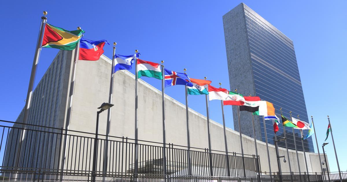 США ВЫШЛИ ИЗ СПЧ ООН: ВСЕМ С…