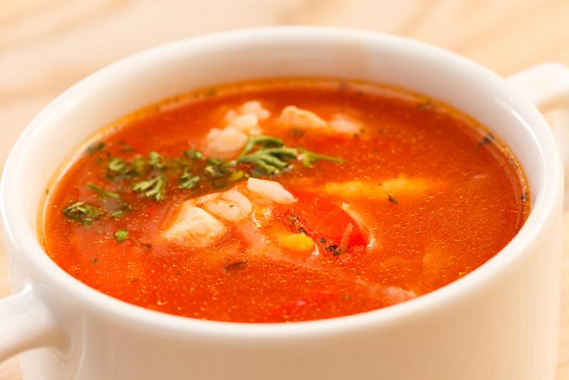 Вот идеальный рецепт супа для разгрузочного дня