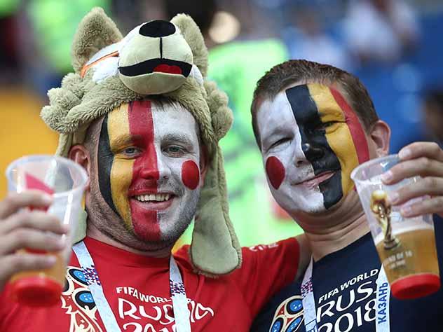 Роспотребнадзор выступил против продажи пива на стадионах