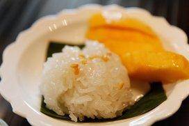 Рис и манго