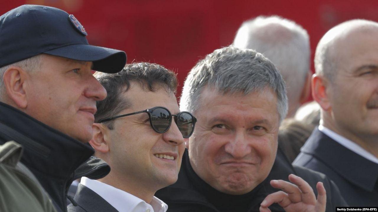 Зеленский, Аваков и компания готовят нечто масштабное