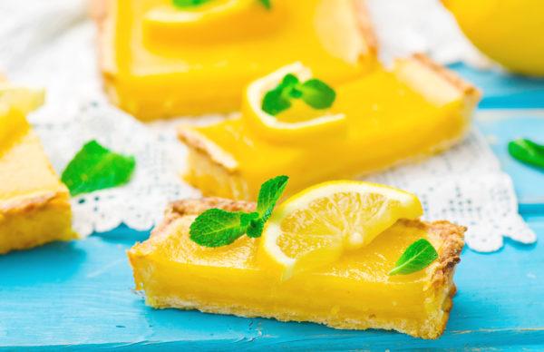 Готовим лимонный пирог