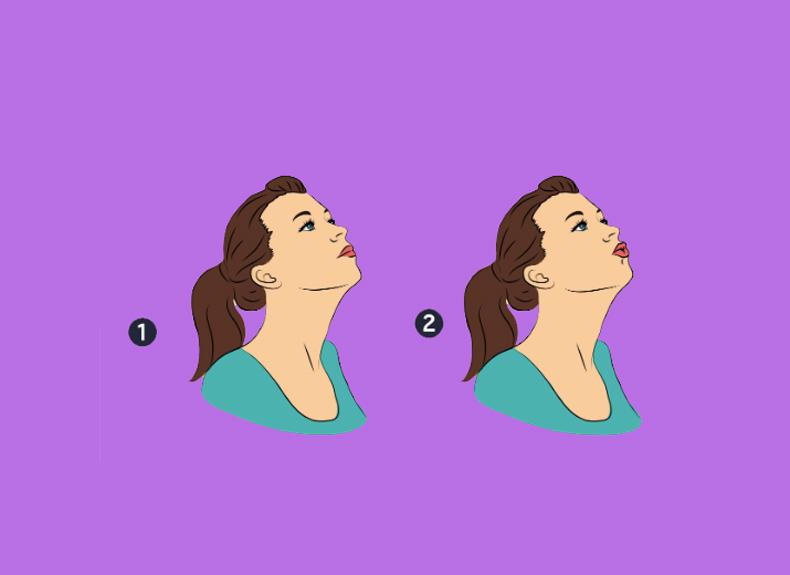 Упражнения вместо скальпеля! Мини-комплекс для подтяжки лицевых мышц