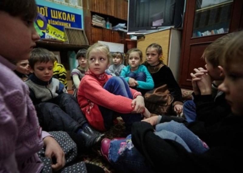 ООН: 750 тысяч детей погибнут от жажды и болезней из-за продолжения войны в Донбассе