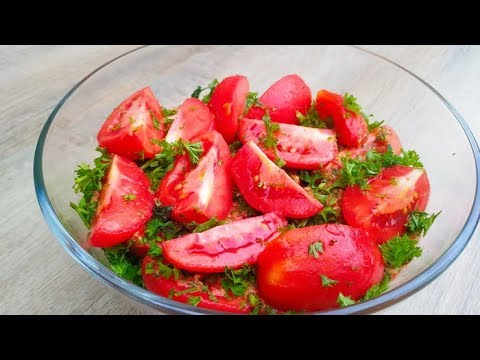 Так помидоры мало кто готовит, а зря! Влюбляешься сразу и навсегда!