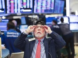 Американские биржи рухнули второй раз за неделю