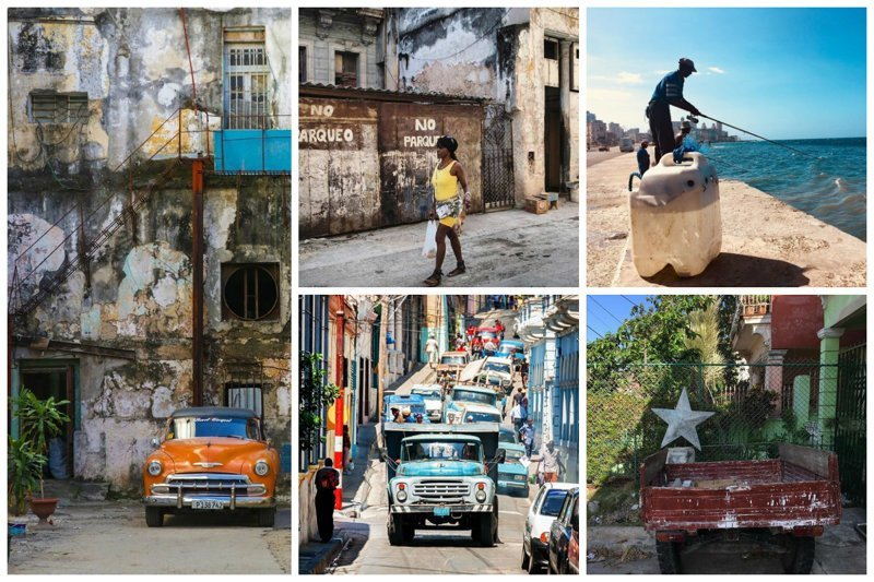 60-й год кубинскому социализму: Нетуристическая Куба