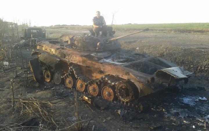 Украина, ополченцы ДНР, Донбасс, происшествия, боевые действия