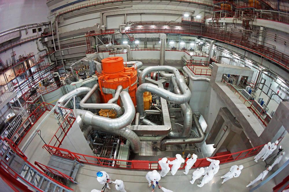 В Росатоме освоено промышленное производство МОКС-топлива для реактора на быстрых нейтронах.