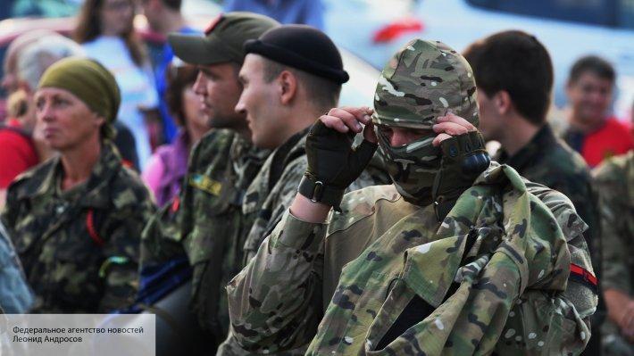 В Киеве массовые столкновени…