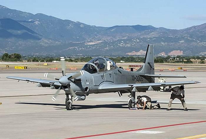 ВВС Афганистана получат шесть дополнительных самолетов A-29 «Супер Тукано»