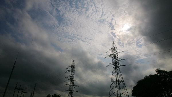 Украина возложила на Россию ответственность за отключение электричества в ЛНР