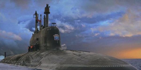 """""""Даже адмирал США установил ее модель на своем столе"""" Иностранцы обсуждают новейшую подлодку ВМФ России класса """"Ясень"""""""