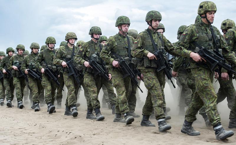Прибалтийские львы: Последний гвоздь в гроб ИГИЛ забьем мы