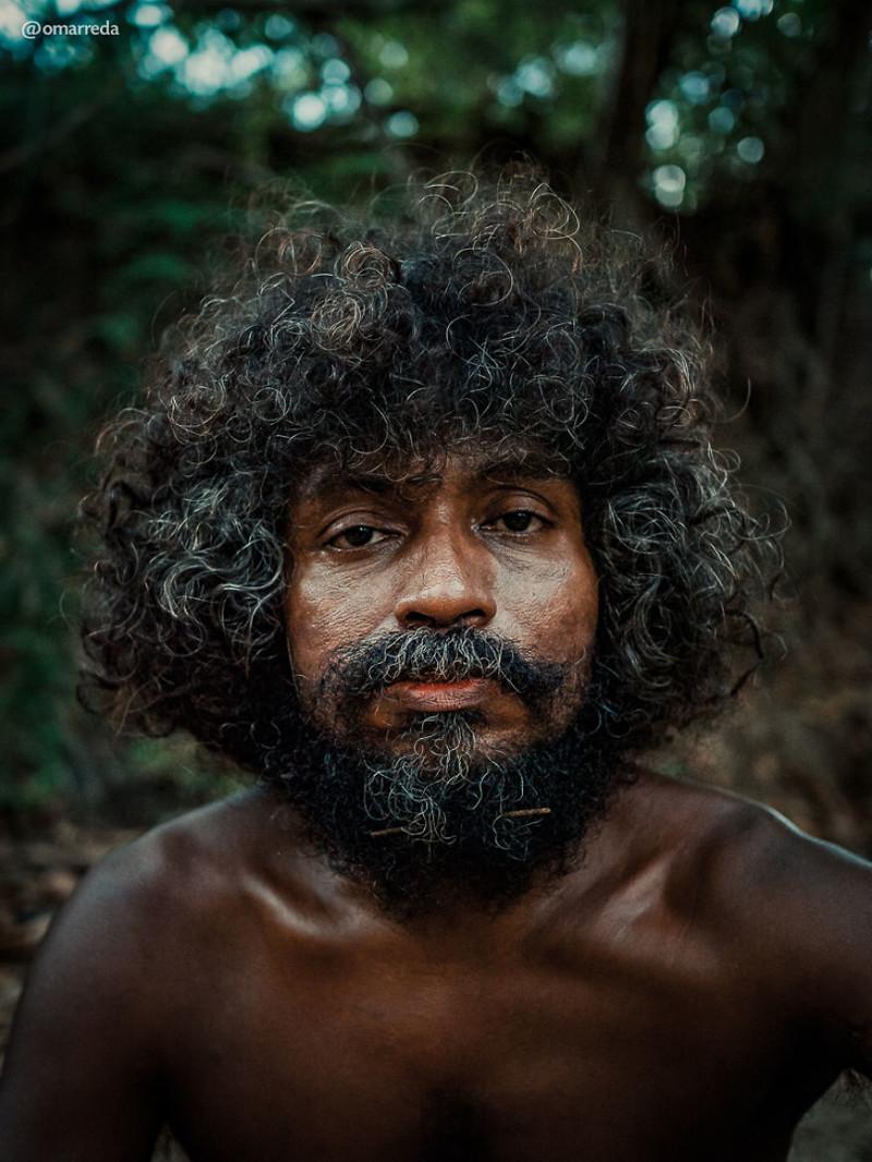 Возвращение к корням: портреты самого древнего этноса Шри-Ланки