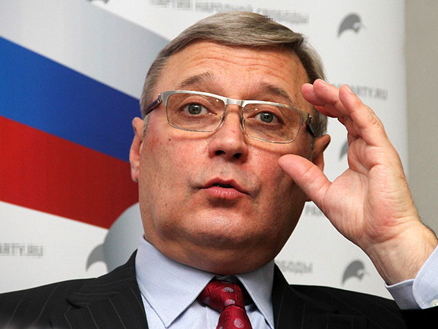 Михаил Касьянов совершил «самострел»