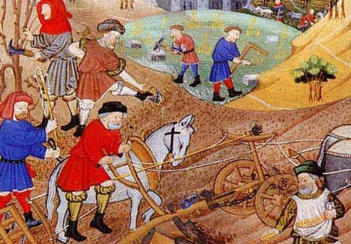 Как крестьянам удалось обмануть короля Иоанна