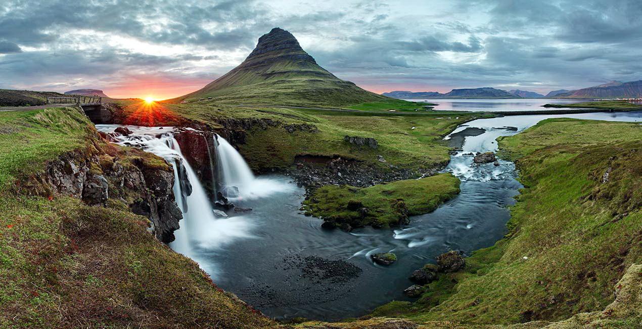 МИР ВОКРУГ. Исландия – Земля…