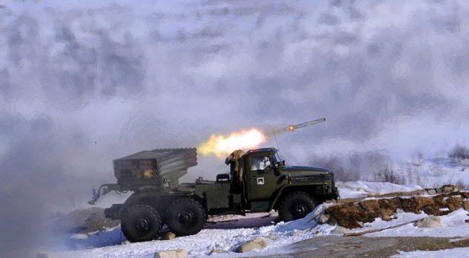 «Любая страна испытает ужас от русской артиллерии»