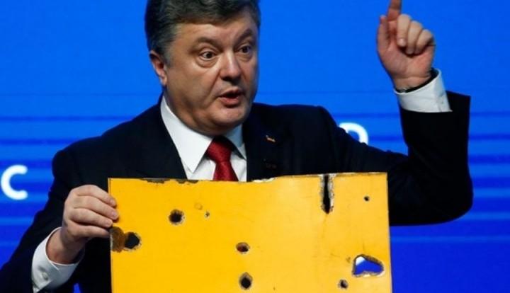 """Die Welt: Порошенко требует от греков """"хорошо понять, за что борется Украина"""""""