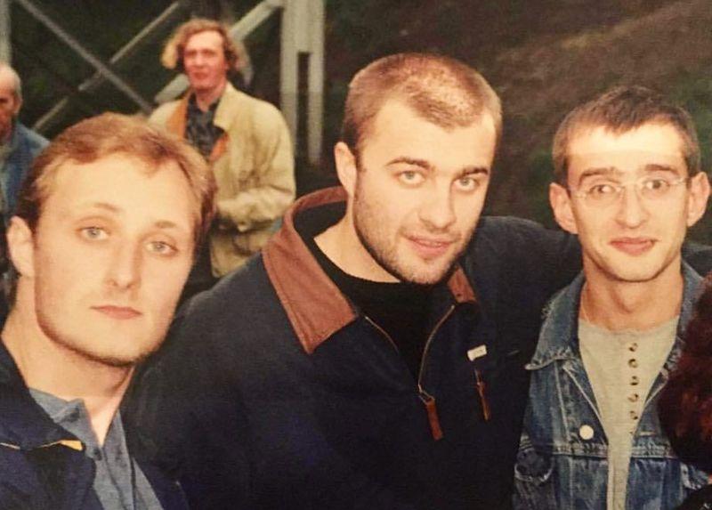 Как выглядели российские знаменитости в 1990-х