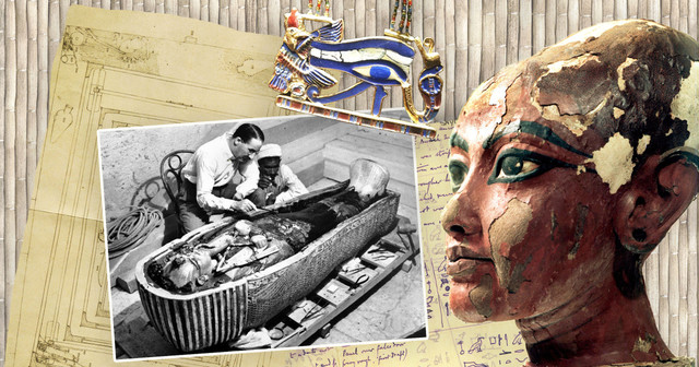 Тутанхамон. Проклятие фараона