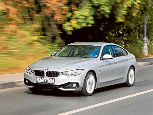Тест BMW 4-й серии Gran Coupe: издание четвертое, дополненное