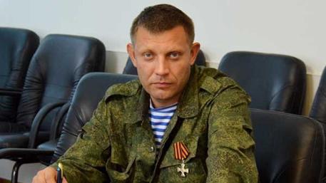 Захарченко поклялся «заглянуть на огонек» к Порошенко