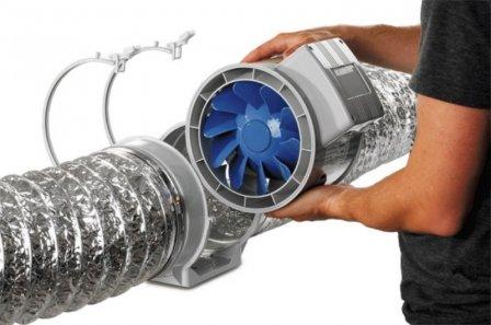 Канальный вентилятор - для чего он нужен и как не ошибиться в выборе