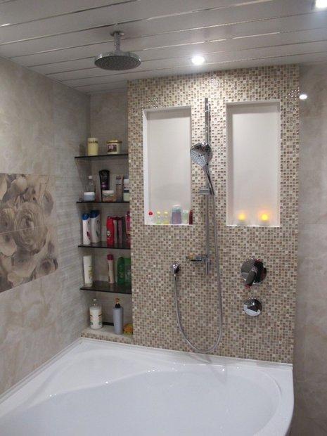Ванная комната: перепланировка в санузле новостройки