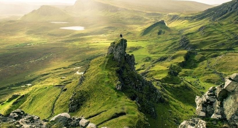 Скай — остров, который выглядит как иллюстрации к волшебной книге сказок
