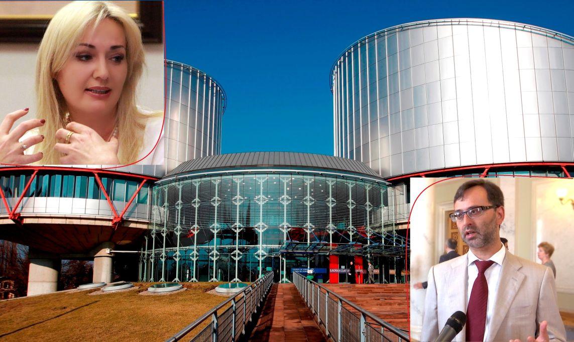 Украинские Бонни и Клайд взламывают Европейский суд по правам человека