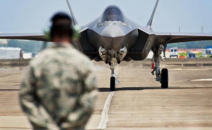 F-35 готовится воевать с рос…