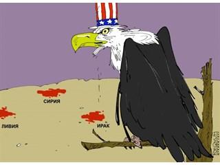 American Conservative: Чего США хотят добиться на Ближнем Востоке?