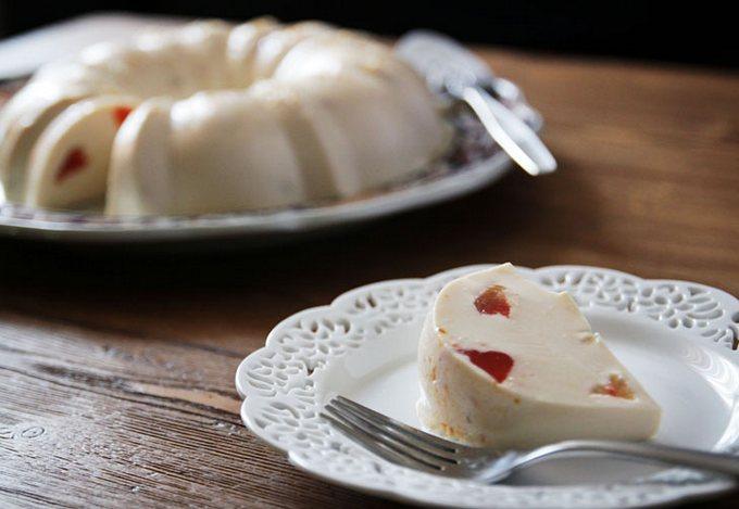 Бланманже творожное - нежный десерт, который нравится взрослым и детям