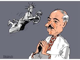 Барин приехал: МИД Белоруссии отчитался перед конгрессменом США