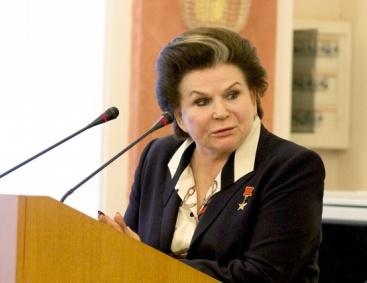 Терешкова поддержала Орлову